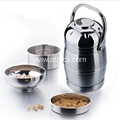 Large Capacity Stainless Steel Vacuum Food Container