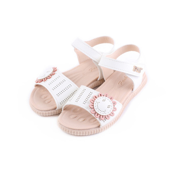 Little Girls Flat Sandals Design