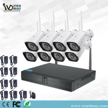 8CHS WiFi NVR Security Surveillance System Kits