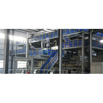 SSS Nonwoven Fabric Machine
