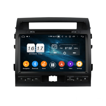 automotive dvd player for Land Cruiser 2012