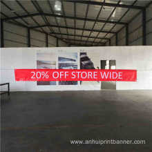 Hot Sale Promotional Outdoor Banner Printing