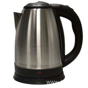 Factory best selling for Aluminium Electric Water Kettle stainless steel material  plastic lid supply to Cuba Manufacturers