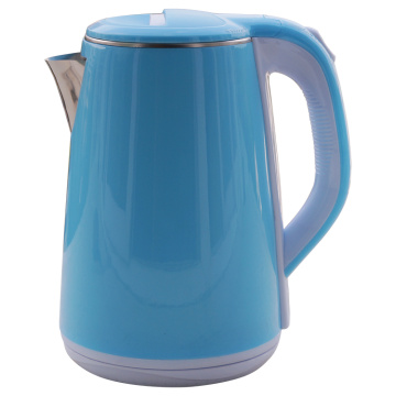 1.8L Plastic coated electric kettle