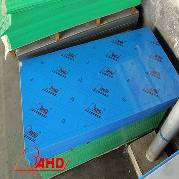 Blue HDPE Polyethylene Sheet