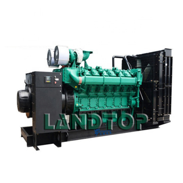 30KW Open Type Yuchai Generator Set