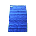 Suede Microfiber Beach Towel In Bag