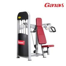 High Quality for Home Gym Equipment Gym Fitness Equipment Strength Training Shoulder Press supply to Netherlands Factories