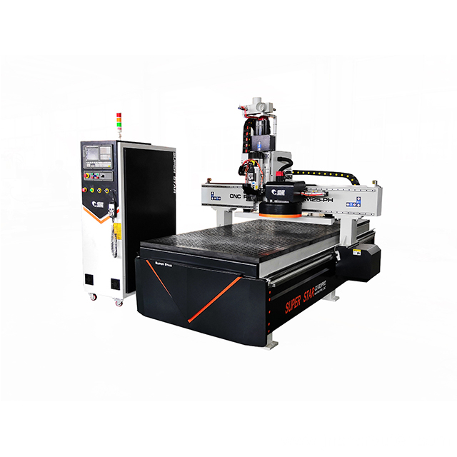 9kw air spindle servo motor atc cnc machine
