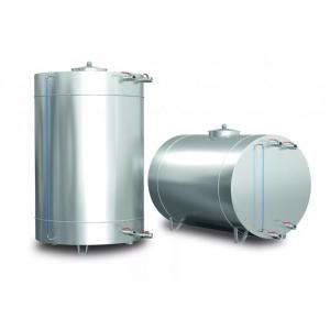 Stainless Steel Hot Cold Tank