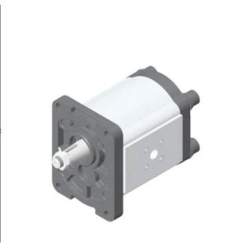 cone crusher lubrication gear pump