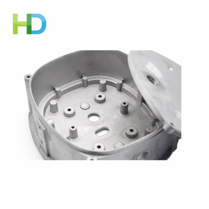 Wholesale price stable quality for Die-Casting Products Streetlight parts polishing aluminum die casting mould export to Cocos (Keeling) Islands Factories