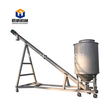 LS series industrial screw tube conveyor