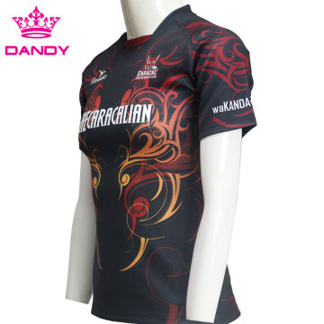 Shirts Rugby Sublimated Sublimated