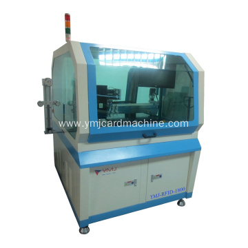 Full Auto RFID Surface Mounting Machine