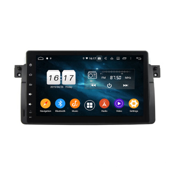 E46 Full Touch Android 9.0 Auto Audio