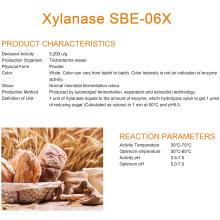 Solid Xylanase for baking