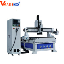 8 Tools Change Cnc Wood  Machine