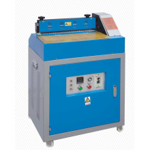 Box gluing machine