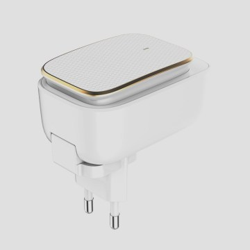 Auto ID USB US UK Home Wall Charger