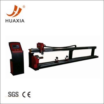 Plasma CNC cutting pipe machine for sale