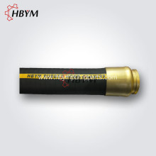 DN125 3M 4M Concrete Pump Rubber End Hose