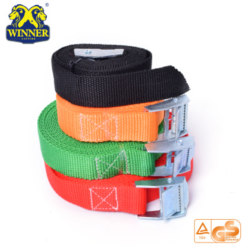 OEM/ODM for Cargo Securing Strap, Mini Ratchet Strap, Ratchet Tie Down, Ratchet Belt, Stainless Steel Ratchet Strap Polyester Ratchet Strap Cargo Lashing Belt With Heavy Duty Buckle export to Greenland Importers