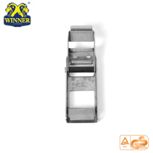 2 Inch Heavy Duty Stainless Overcenter Buckle With Plastic Tube