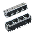 RJ45 Modular Jack 1000 base connector