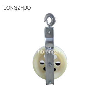 Single Sheave Cable Hanging Pulleys