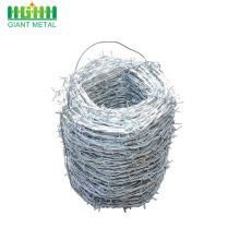hot dipped galvanized barbed wire for military field