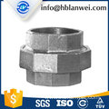 340 Union galvanized malleable iron pipe fittings