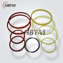 Kyokuto Concrete Pump Natural Rubber Seal Kits