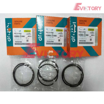KUBOTA engine piston D662 Piston ring
