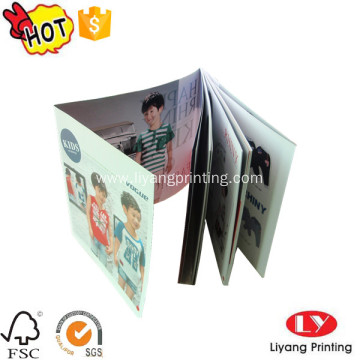Children magazine catalog printing service