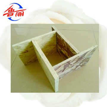 Oriented Strand Board for packing