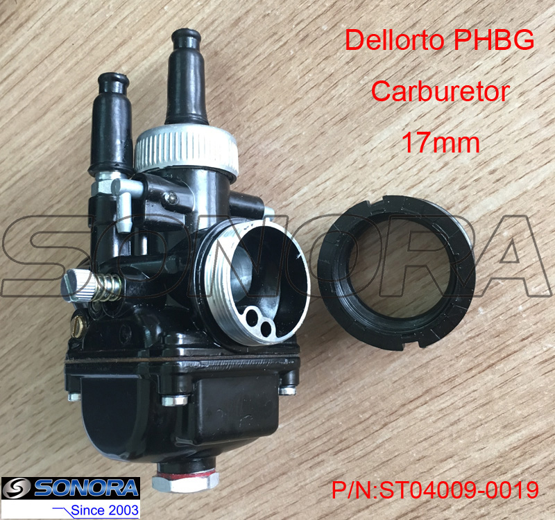 Dellorto PHBG Carburetor 17mm 5
