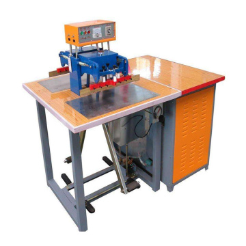 Reflective material welding machine