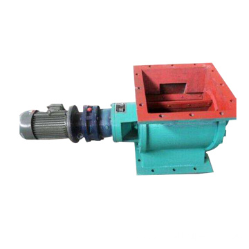 high quality square unloading rotary valve