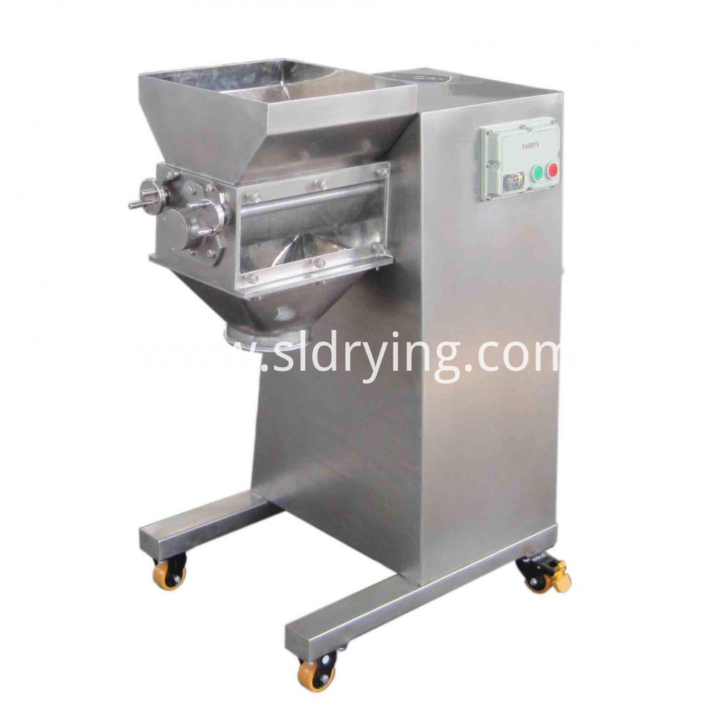 Yk Series Swing Particle Machine