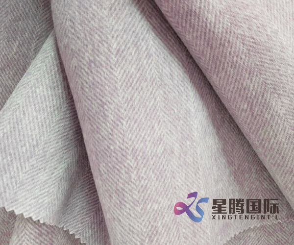 Fashionable Color 100% Wool Fabric For Overcoats1 (1)