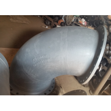 Ductile Iron Double Flanged Adaptor Bend
