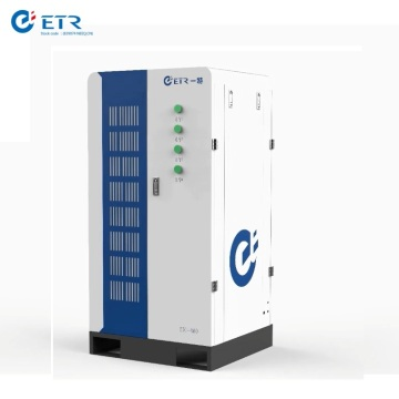 compacted oxygen machine for small hospital