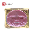 Skin care anti wrinkle gold facial mask