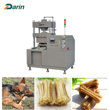 Best Quality for China Pet Snack Processing Machine,Dog Snacks Making Machine,Rawhide Bones Making Machine Manufacturer and Supplier Rawhide Skin Bone Press Device export to Sierra Leone Suppliers