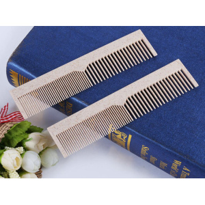 Corn starch comb Green comb for hotel