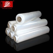Europe style for LLDPE Wrap Film Strong Anti-Pressure 12-35mic LLDPE Handle Rolls Wrap Film export to Macedonia Manufacturers