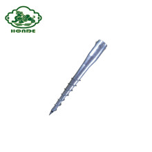 Mini Q235 Steel Pile Screws For Foundation