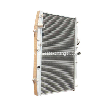 Aluminum Radiator for HONDA ACCORD 98-02 CF4