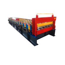 Shipping Container Panel Roll Forming Machine